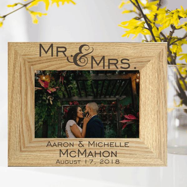 Wedding Photo Frame Wedding Anniversary Gifts Ireland
